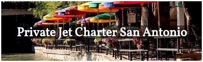 Jet Charter San Antonio